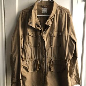 Cute Old Navy Cargo Jacket